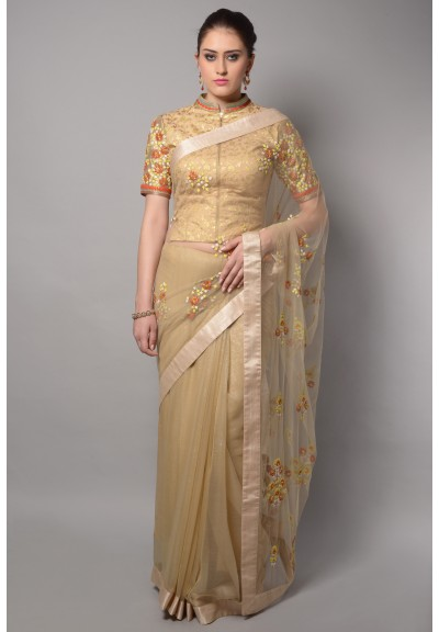SCATTERED BOOTA SAREE
