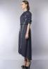 SIDE PANEL SHIRT DRESS