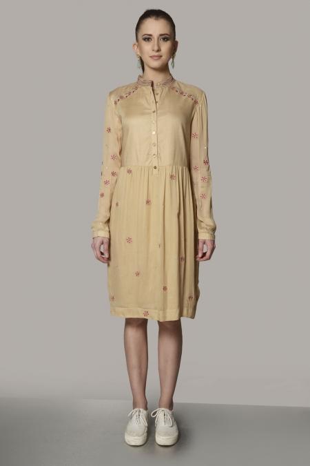 AOE SHORT DRESS